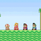 Super Mario Bros se joga no funk!