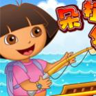 Dora Go Fishing