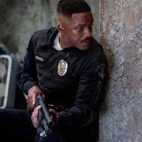 Will Smith e Joel Edgerton no primeiro trailer de Bright
