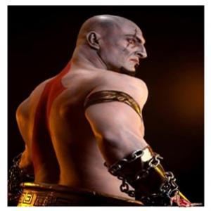 "Kratos de ""God of War"" existe!"