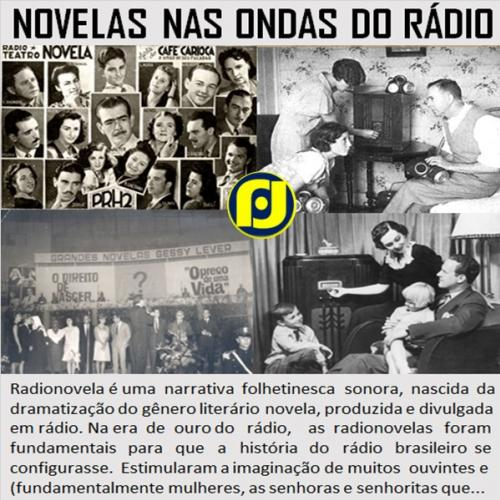 As novelas nas ondas do rádio
