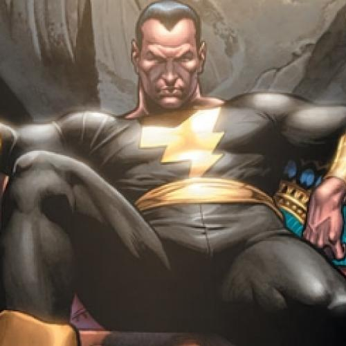 'Shazam' – Dwayne Johnson interpretará super-vilão Adão Negro