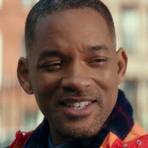 Will Smith no segundo trailer do comovente drama: Beleza Oculta, 2017.