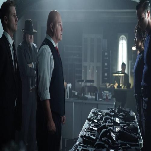 Analise: Gotham S02E04 Strikeforce