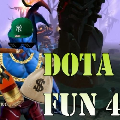 Dota Fun 4 - the best players or no