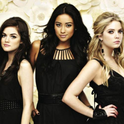 Look do seriado Pretty Little Liars