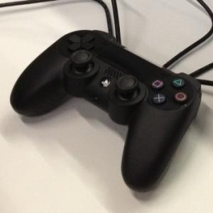 Surge nova imagem do dualShock 4 do playStation 4