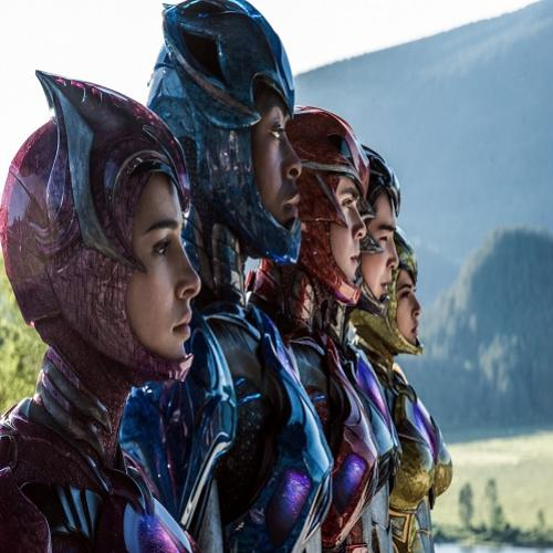 Analise Power Rangers Filme 2017
