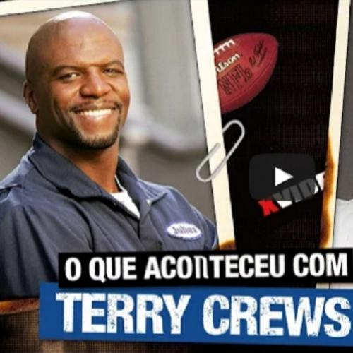 O que aconteceu com Terry Crews?