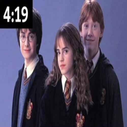 Harry Potter 4:20