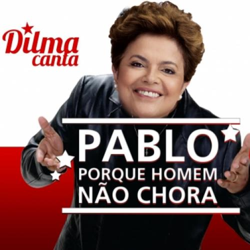 Dilma Rousseff canta -