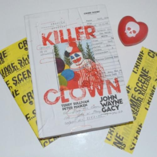 Resenha literária: Killer Clown Profile