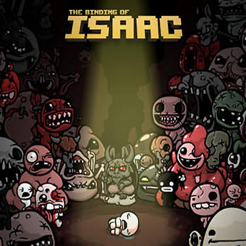 Testando The Binding of Isaac: Rebirth
