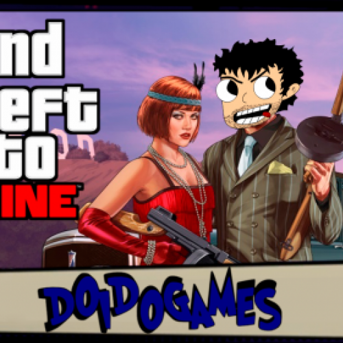 GTA V Online - Ás do volante! - Doidogames #66 (PC Gameplay)