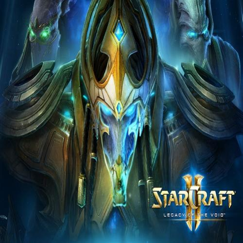 StarCraft II: Legacy of the Void Primeira Hora Comentada HD