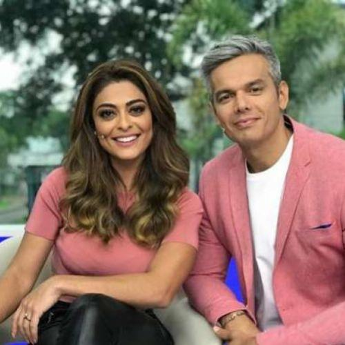 Juliana Paes rebola na TV e agita web: 'rainha'