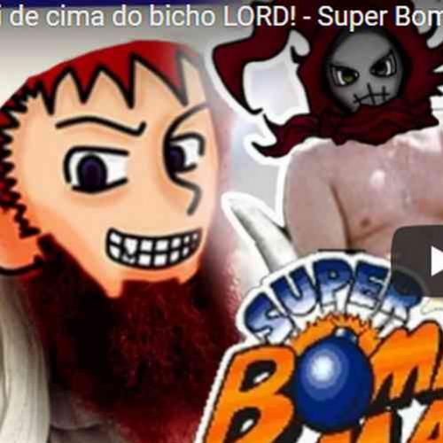 Sai de cima do bicho Lord! - Super Bomberman 4 - EP 1