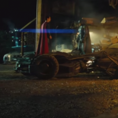 Comic-Con 2015 – Trailer de Batman Vs Superman
