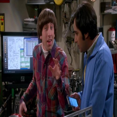 Analise: The Big Bang Theory S09E10 The Earworm Reverberation