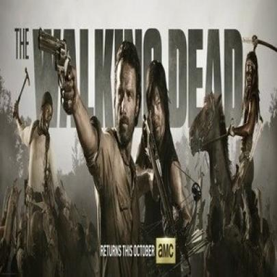 Teasers da 4ª Temporada de The Walking Dead divulgados na FOX Holanda