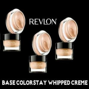 Base Revlon Colorstay Whipped Crème Makeup