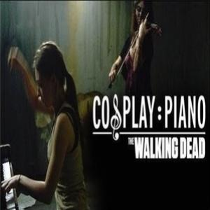 Cosplay Piano - The Walking Dead