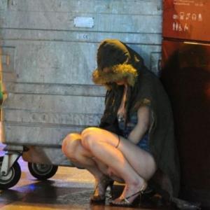Flagra De B Bados Em Festas Na Gr Bretanha Fotos