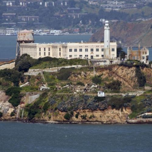 The Rock, a prisão de Alcatraz