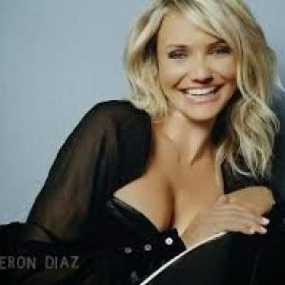 "Cameron Diaz chega aos 41 anos atuando no filme ""The Other Woman""."