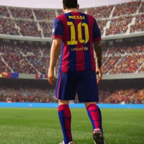 EA lança teaser de FIFA 16 Primeiro vídeo do gameplay será revelado no
