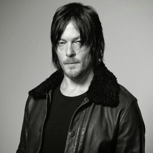 Norman Reedus ( Daryl, The Walking Dead) na super ficcão: Air, 2015.