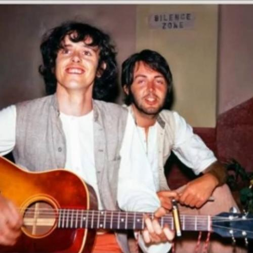 Paul McCartney e Donovan: Heather
