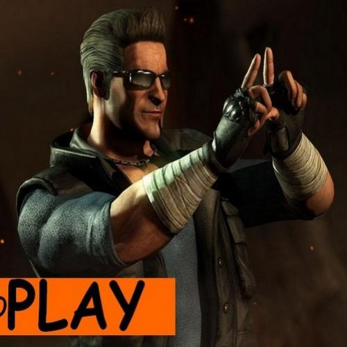 Gameplay mortal kombat x / capitulo 1 johnny cage / hora do play