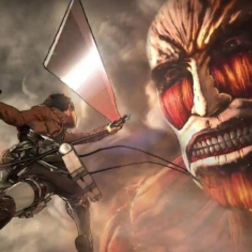 Veja o gameplay de Attack on Titan