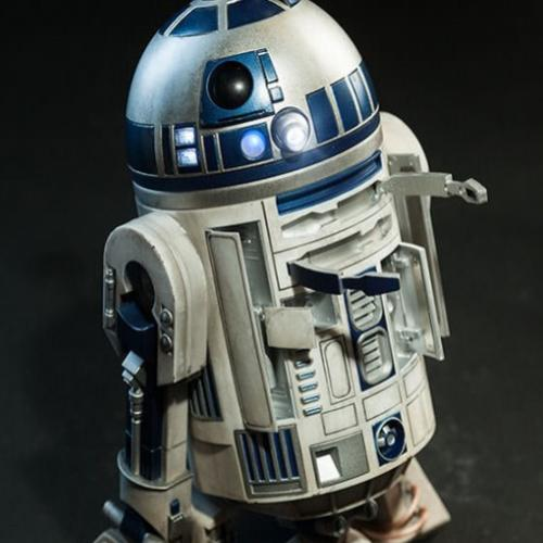 LINDO! Playstation 4 customizado em R2D2 de Star Wars!
