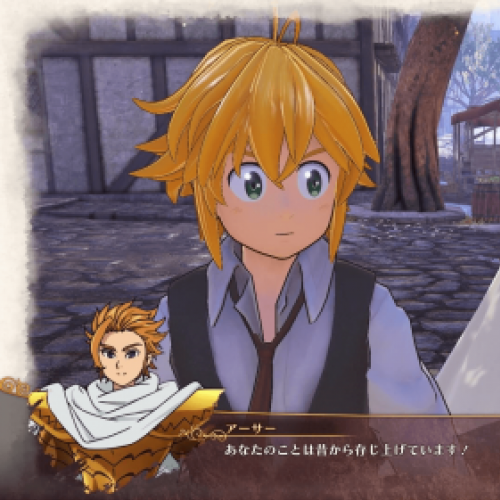 Confira a gameplay de The Seven Deadly Sins: Knights of Britannia