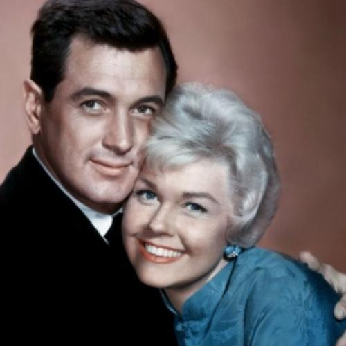 As maiores parceiras do cinema: Rock Hudson e Doris Day