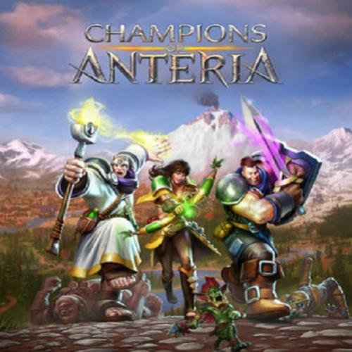 Primeira Hora: Champions of Anteria Full HD