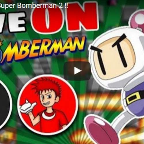 Novo vídeo! Live do canal - Bomberman e Brawlhalla