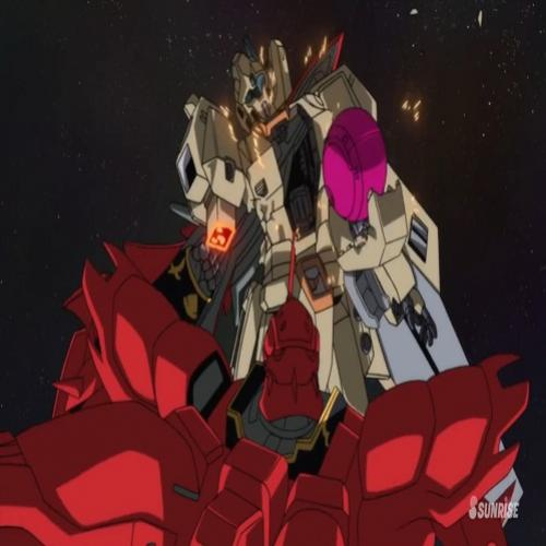 Analise: Gundam Unicorn RE 0096 EP 15