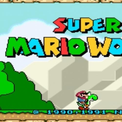 Gameplay de Super Mario
