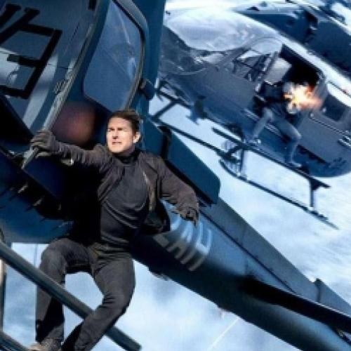 Tom Cruise maior astro de Hollywood?