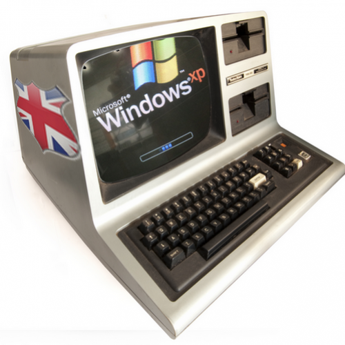 Polícia da Inglaterra continua usando Windows XP