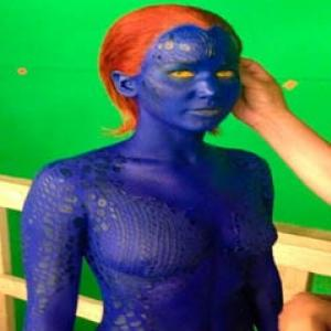 Jennifer Lawrence: a Mística do novo X-Men