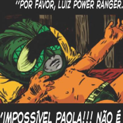 Traição nos Power Rangers!