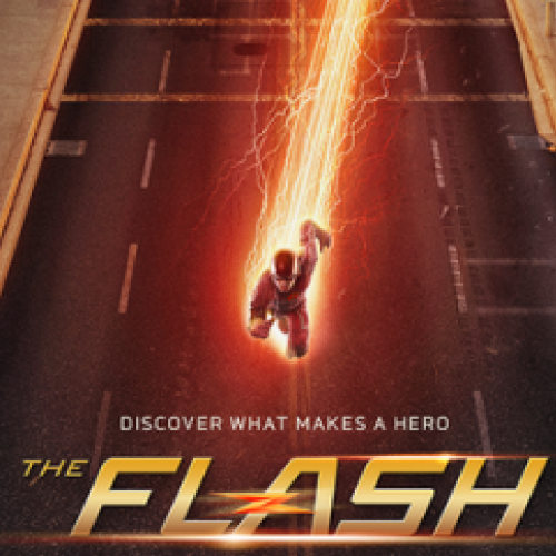The Flash: novo poster promocional é divulgado