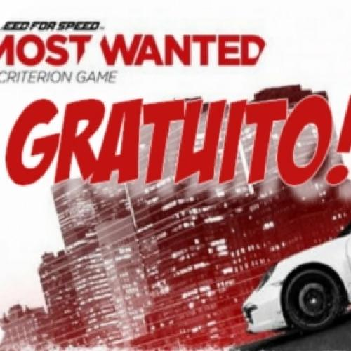 Need for Speed Most Wanted 2012 - Grátis!