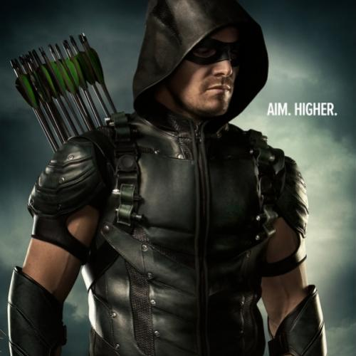 Novo uniforme do arqueiro na quarta temporada de arrow