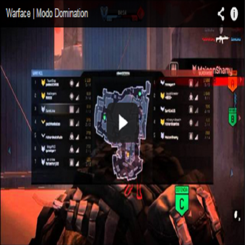 Warface | Modo Domination