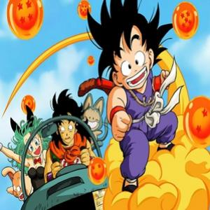 Tributo a toda a saga Dragon Ball